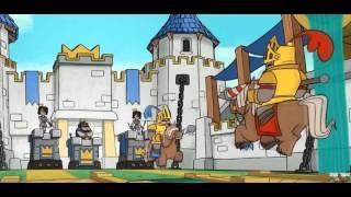 мультфильм о игре клэш фо кланс и клэш рояль