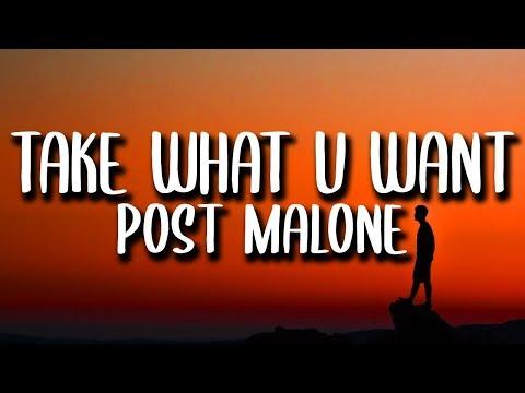 Post Malone Take What You Want ft. Travis Scott & Ozzy Osbourne