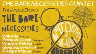 WALT DISNEY & THE JAZZ - The Bare Necessities (From The Jungle Book)