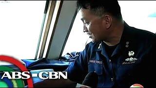 'Lupang Hinirang', inawit ng PCG sa gitna ng girian sa Batanes