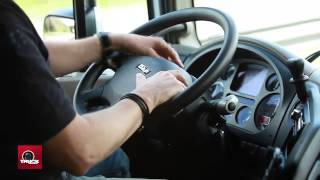 ESSAI CAMION TRUCKEDITIONS : Philippe Pichard, conducteur routier , teste le DAF XF 105