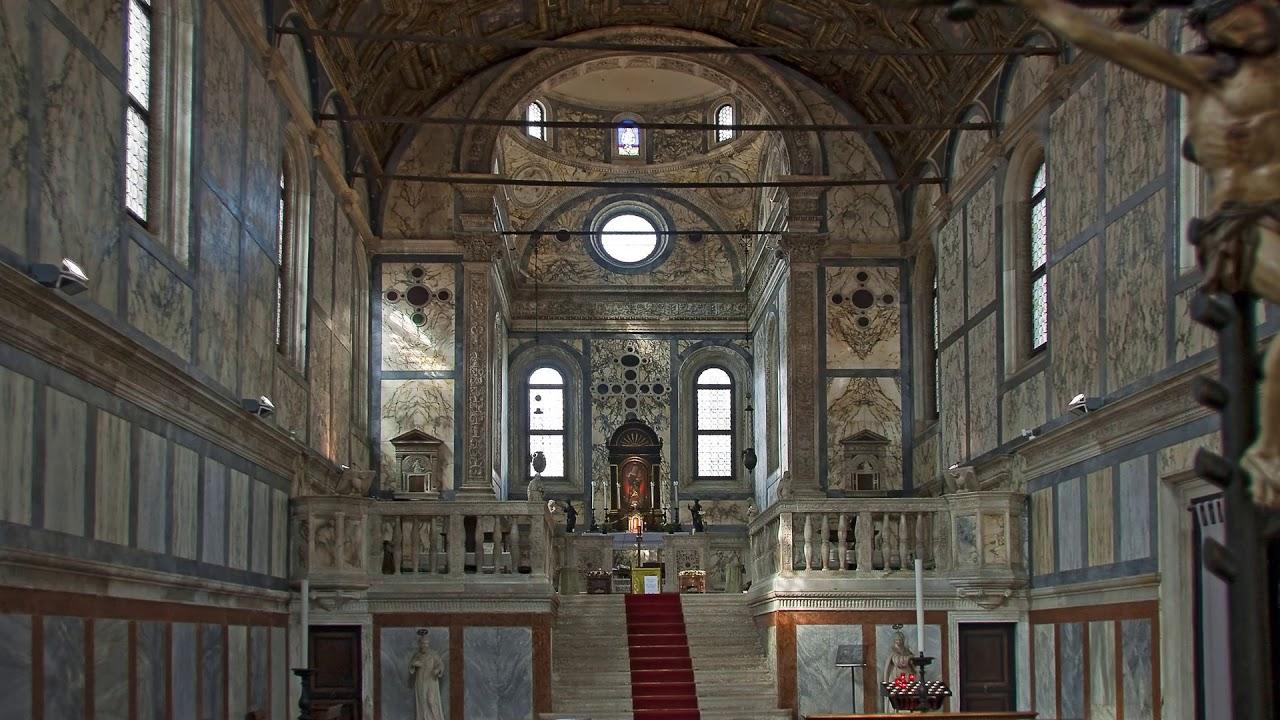 church, Santa Maria dei Miracoli, venice, italy