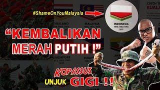 Kembalikan Merah Putih !! Kopassus   Indonesian Army