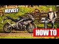 Neevesy's simple set-up hacks: sort your bike like a road test pro | MCN | Motorcyclenews.com