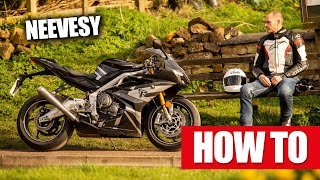 Neevesy's simple set-up hacks: sort your bike like a road test pro | MCN | Motorcyclenews.com