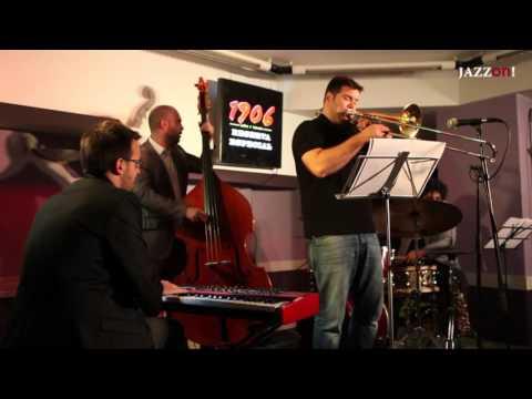 Bilbaina Jazz Club 2015 / XXV Auditorio / JUAN ORTIZ trio feat. Carlos Martín