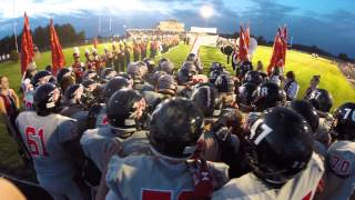 preview picture of video 'Bucyrus Redmen - Tunnel'