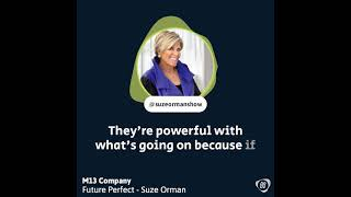 Future Perfect: Suze Orman on Podz