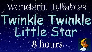 Twinkle Twinkle Little Star ♥♥♥ 8 hours Mozart for Babies ♥♥♥ Baby Music ♥♥♥ Baby Lullaby