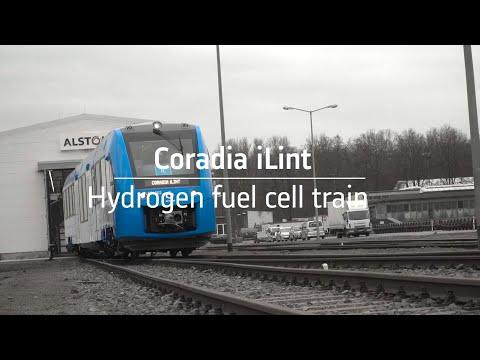 Austrijska nečujna lokomotiva na vodonik