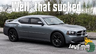 English Guy HATES This Dodge Charger (His First HEMI Drive)