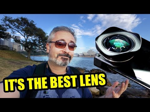 They Made The BEST PHONE LENS EVEN BETTER!!!  – Bitplay Clip & HD Wide Angle Lens Review