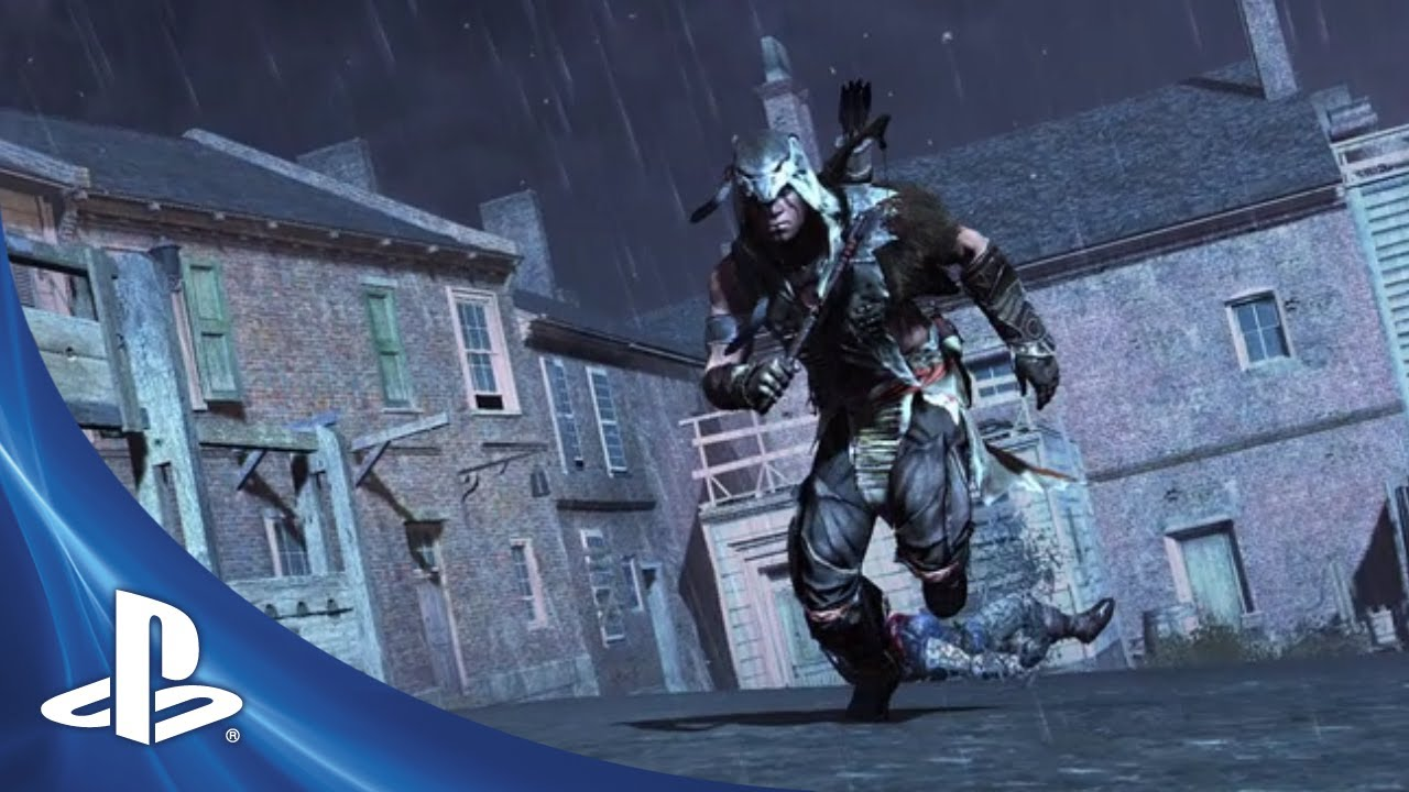 Assassin's Creed III: The Betrayal DLC Out Today