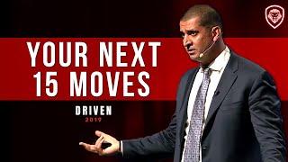 Think Like A Grand Master Entrepreneur- 2019 Driven Keynote