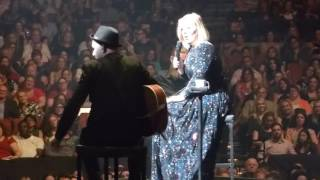 Adele - Million Years Ago LIVE Austin Tx. 11/4/16
