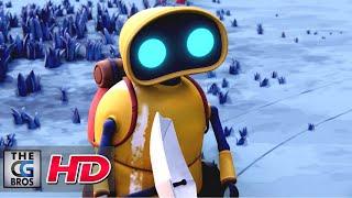 "CGI 3D Animated Short: ""Helper"" - by Vasilii Smirnov   TheCGBros"