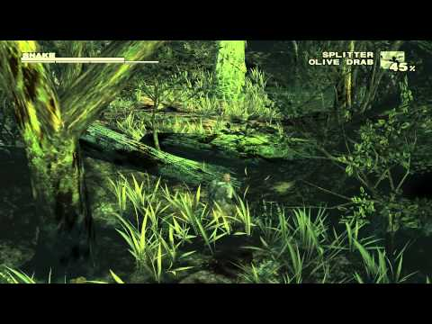 Metal Gear Solid 3 Snake Eater Full HD gameplay on PCSX2