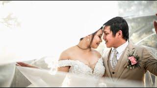 { Michael + Leziel } A Wedding at Caleruega Church | Tagaytay Photography and Videography Service