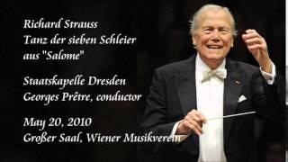 """R. Strauss: Tanz der sieben Schleier from """"Salome"""" - Prêtre / Staatskapelle Dresden"""