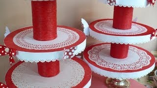Cupcakes Stand - ENG Series