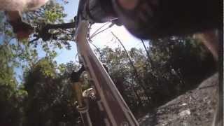preview picture of video 'Mountain Bike Livorno Valle Benedetta - Puzzolente'