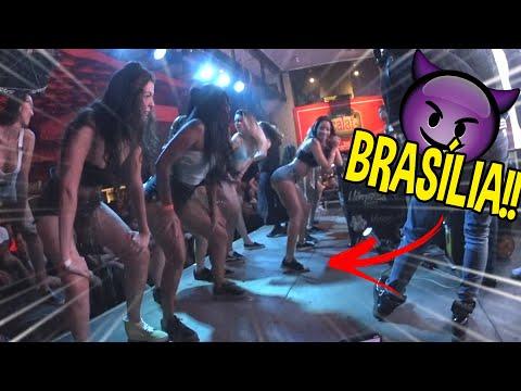 ROLÊ RAIZ EM BRASÍLIA & BAILE DO HENRIQUE DE FERRAZ!