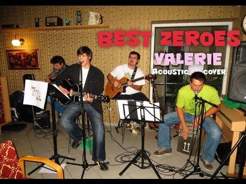 Best Zeroes - Best Zeroes - Café Kupé -Valerie cover