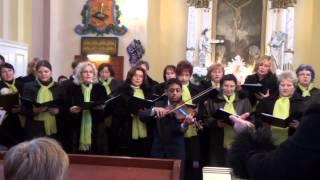 preview picture of video 'Tejto noci  - Spevácky zbor Nádej'