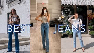 BEST DENIM | affordable, mid & luxury jeans