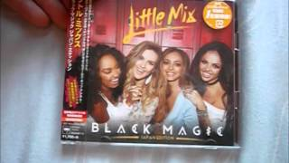 Unboxing...Little Mix - Black Magic (CD/DVD Single)