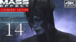 Mass Effect Legendary Edition  Walkthrough Gameplay and Mods pt14  Benezia 4K 60FPS HDR Insanity