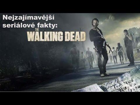 Nejzajímavější seriálové fakty: The Walking Dead