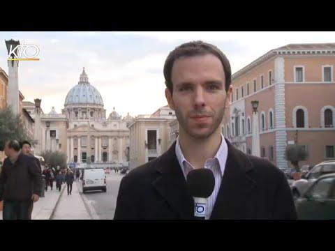Fin du consistoire : le récit d'un cardinal