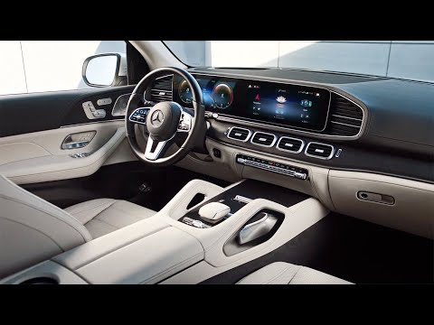 Mercedes Benz  Gls Class Внедорожник класса J - рекламное видео 2