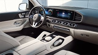 YouTube Video jKZdUswqwvM for Product Mercedes-Benz GLS-Class SUV (3rd gen, X167) by Company Mercedes-Benz in Industry Cars