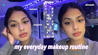My Updated Everyday Makeup Routine (affordable)