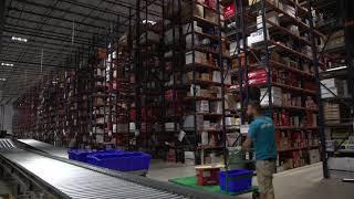 Turn 14 Distribution Warehouse Tour