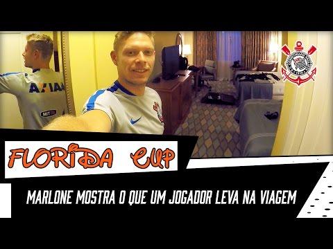 Florida Cup | Marlone mostra o que um jogador leva na viagem!