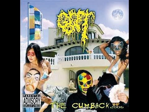 GUT-The Cumback (FULL ALBUM 2006)