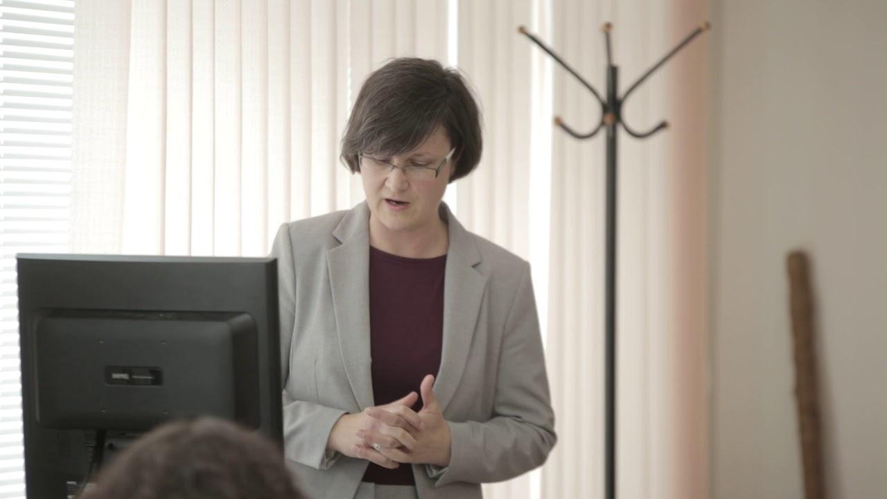 Открытая лекция JUDr. Ivana ŠOŠKOVÁ, PhD