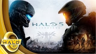 Halo News Today - Halo 5: Guardians POSTER OVERVIEW!