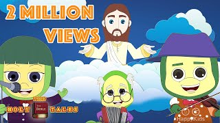God Is So Good I Bible Rhymes Collection I Bible Songs For Children | Holy Tales  Bible Songs