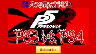 rpcs3 persona 5 japanese audio - TH-Clip