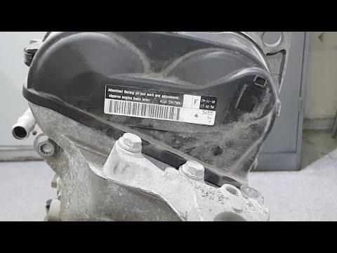 Фото к видео: CWVA разборка двигателя