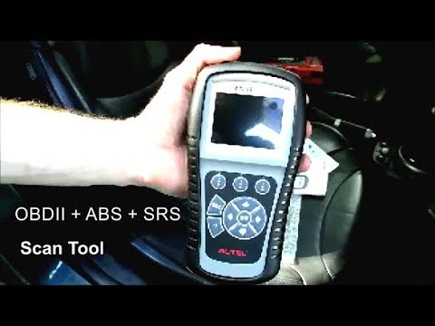 Autel ML 619 Professional Scan Tool Review - OBDII + ABS + SRS