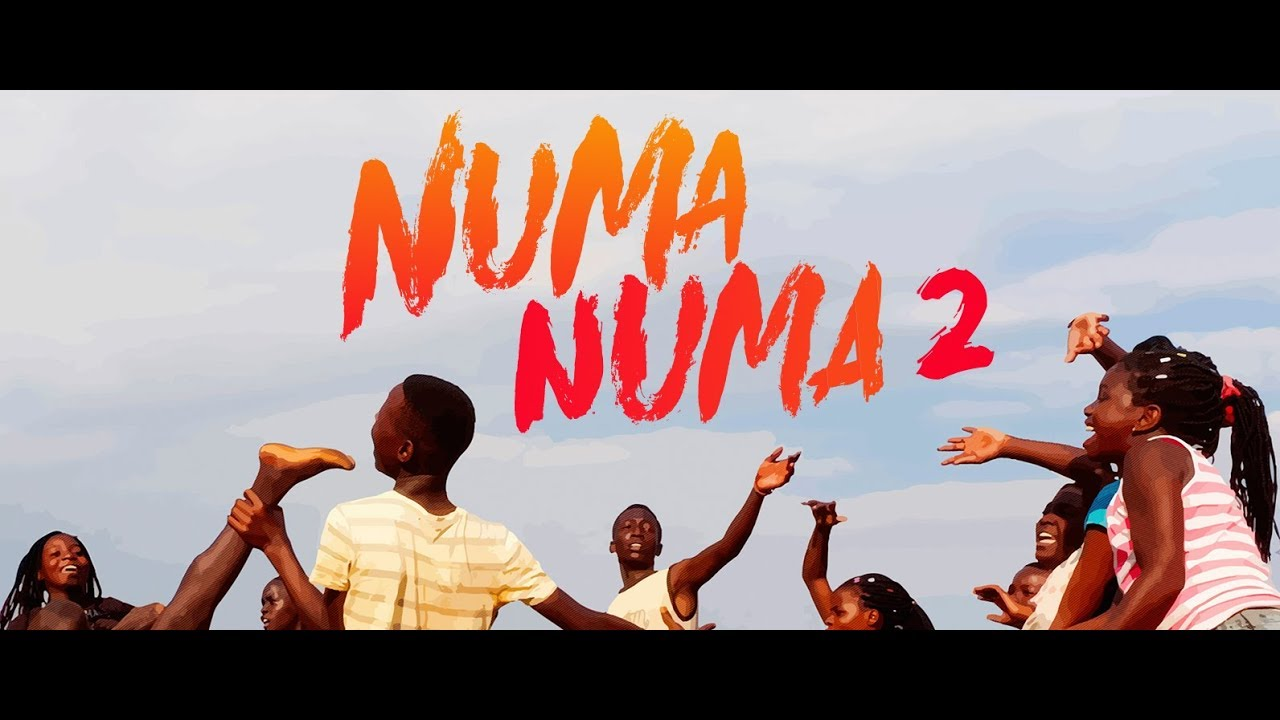 Dan Balan ft. Marley Waters — Numa Numa 2