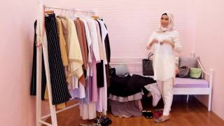 HijabChic Tips & Trik , How To Dresses For Holiday By Mega Iskanti