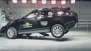 2018 Range Rover Velar - Crash Test