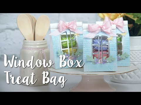 DIY Treat Bag for Weddings & More!