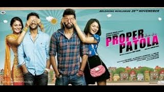 Proper Patola 2014 Latest New Punjabi New Romantic Action Movie